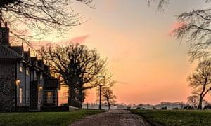 gunton arms Lizzie-Jan-sunset-scaled