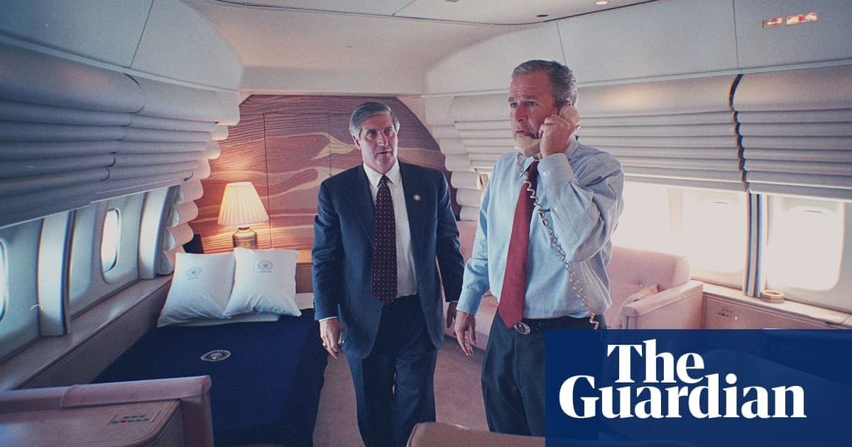 TV tonight: what President George W Bush really did on 9/11