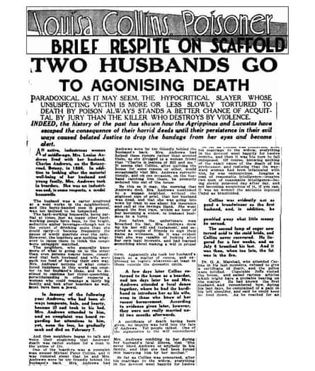 An article from The Truth, published Sunday 29 January, 1933.