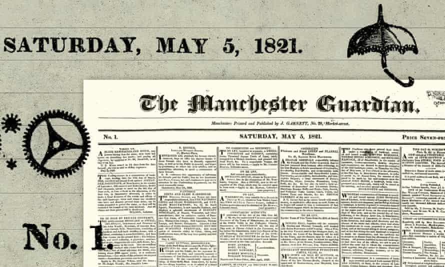1821 Guardian first edition snapshot