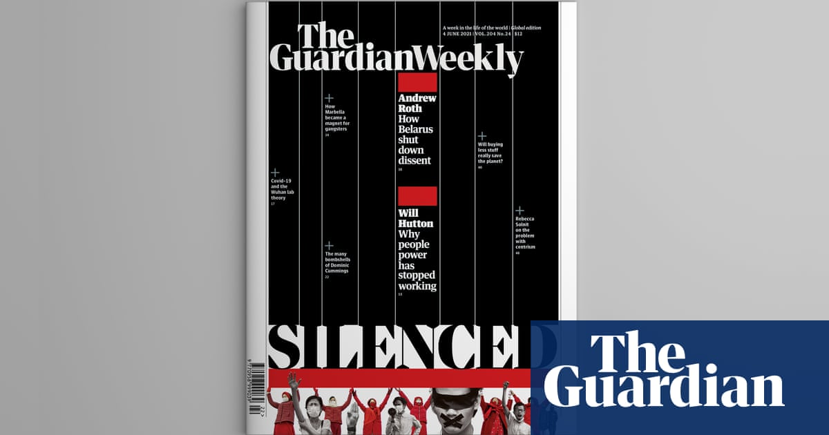 People power, silenced – Inside the 4 June edition of Guardian Weekly