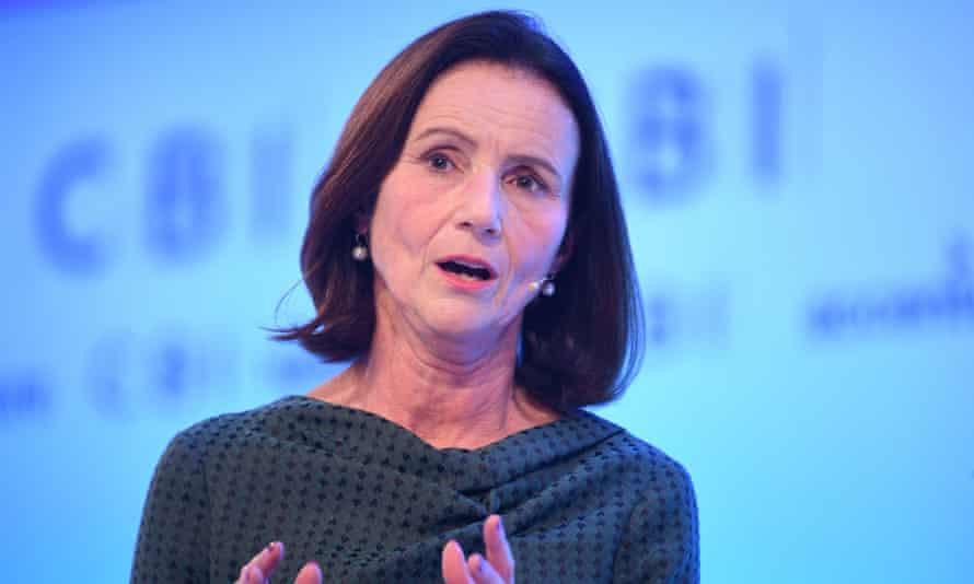 Carolyn Fairbairn (pictured in 2019)