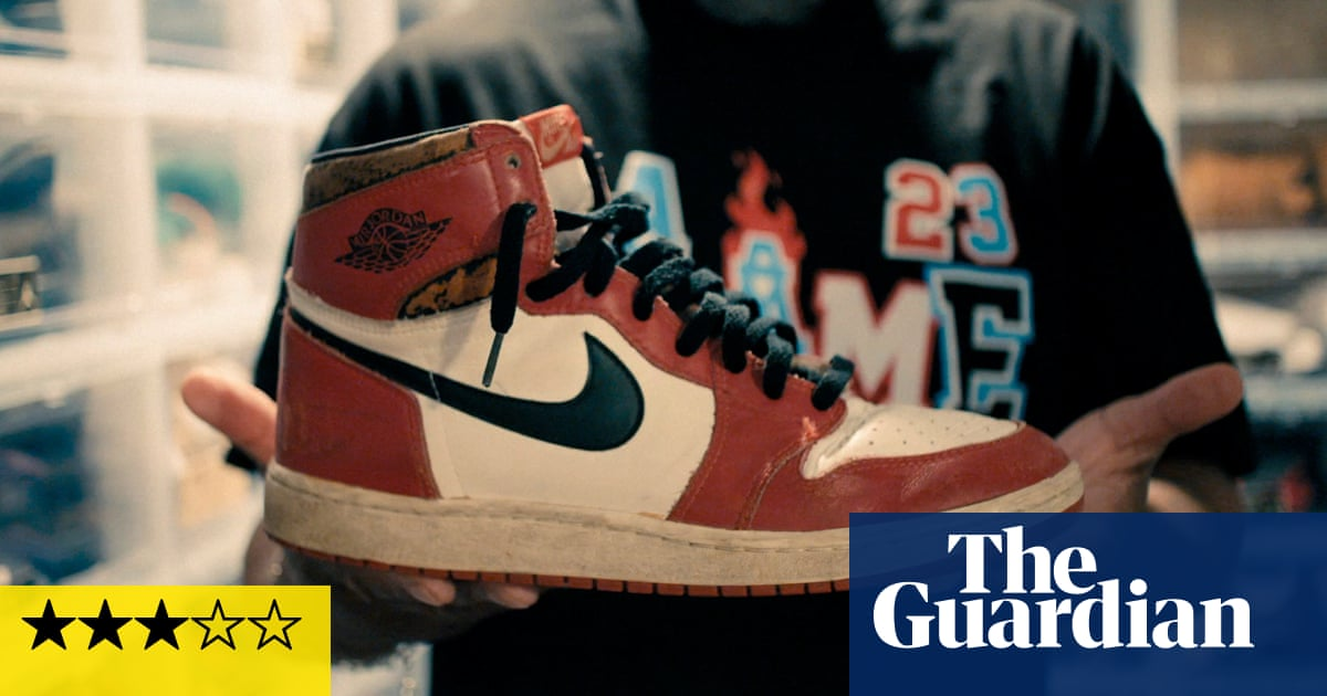 One Man and His Shoes review – the heartbreaking rise and fall of Air Jordans