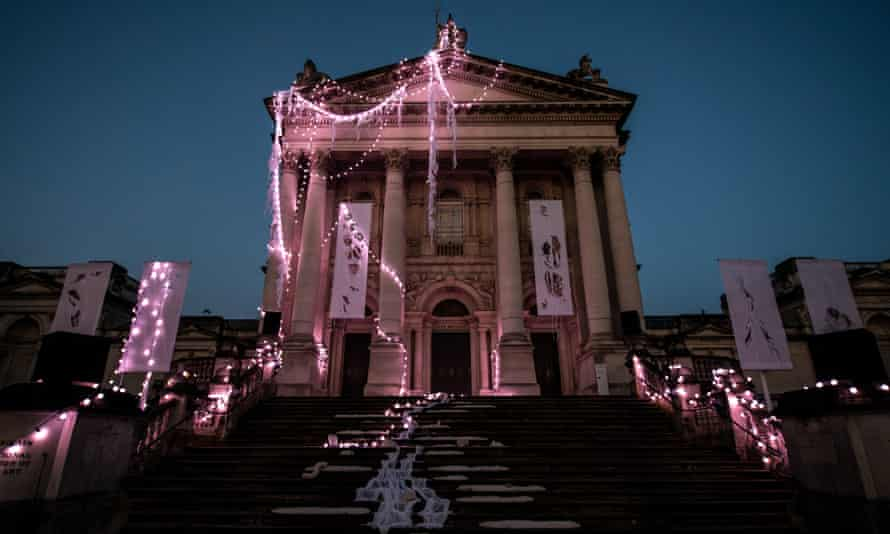 Anne Hardy's installation at Tate Britain