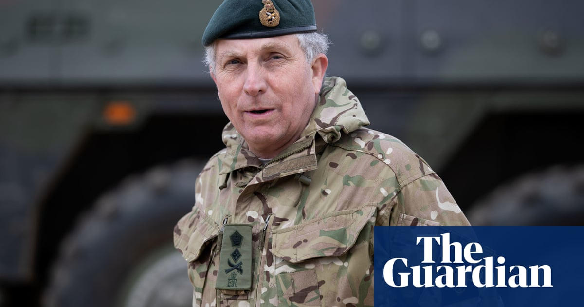'Everybody got it wrong' on Taliban strategy, says UK defence chief
