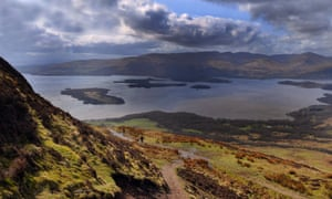 Scotland's beauty is too much for those who can't resist the