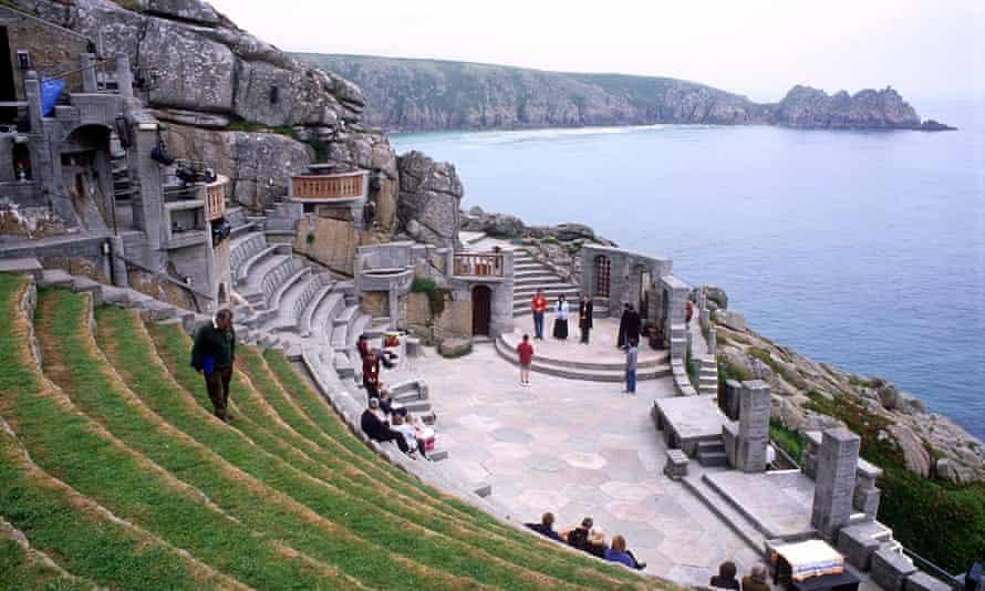 The Minack Theatre, Cornwall
