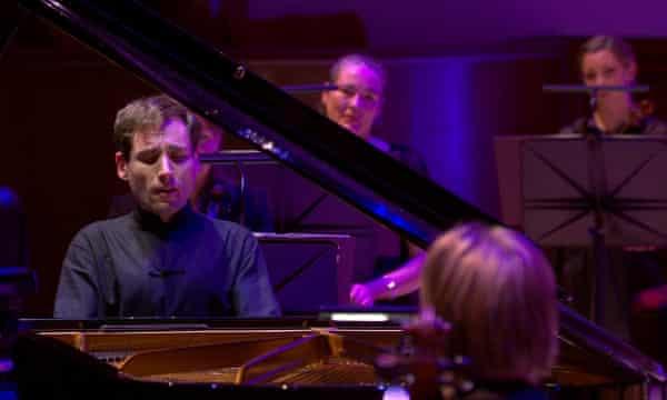 Boris Giltburg performs with the Royal Liverpool Philharmonic