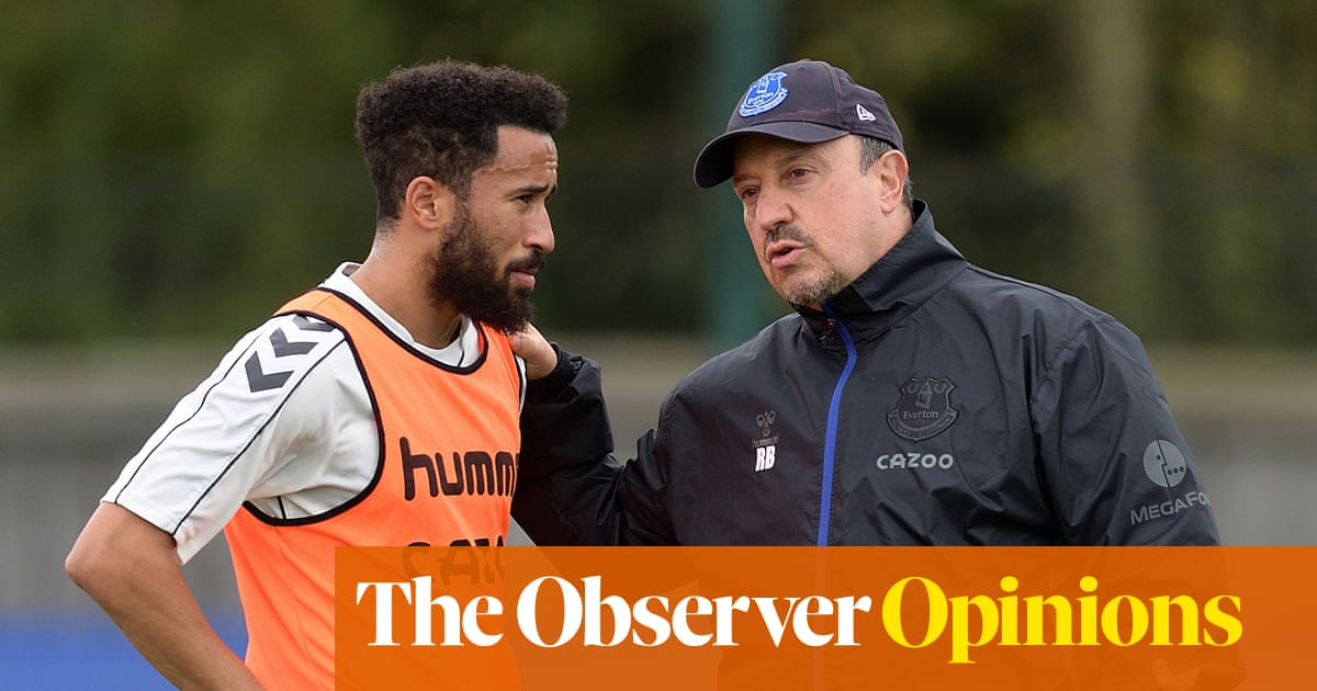Rafa Benítez's efficient Everton may not be entertainers – but they are working