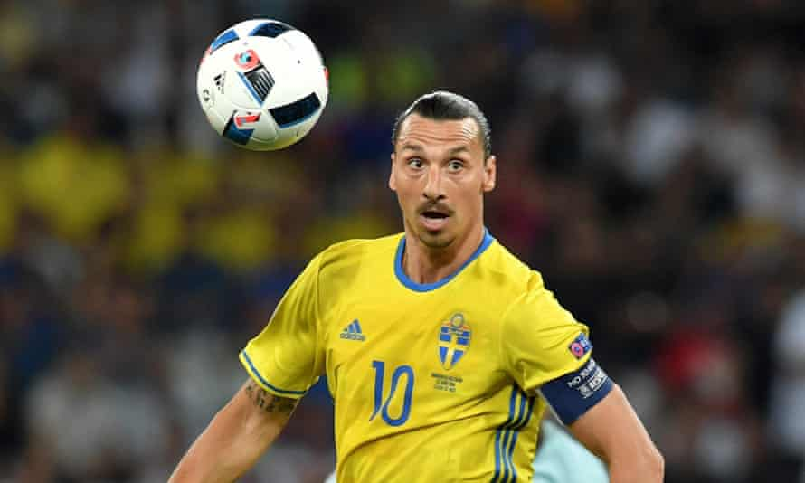 Zlatan Ibrahimovic finished playing at Euro 2016 for Sweden on 22 June but the 35-year-old will not be rushed into action by his new club.