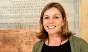 Readiness to change … Barbara Jatta, the first female director of Vatican Museums.