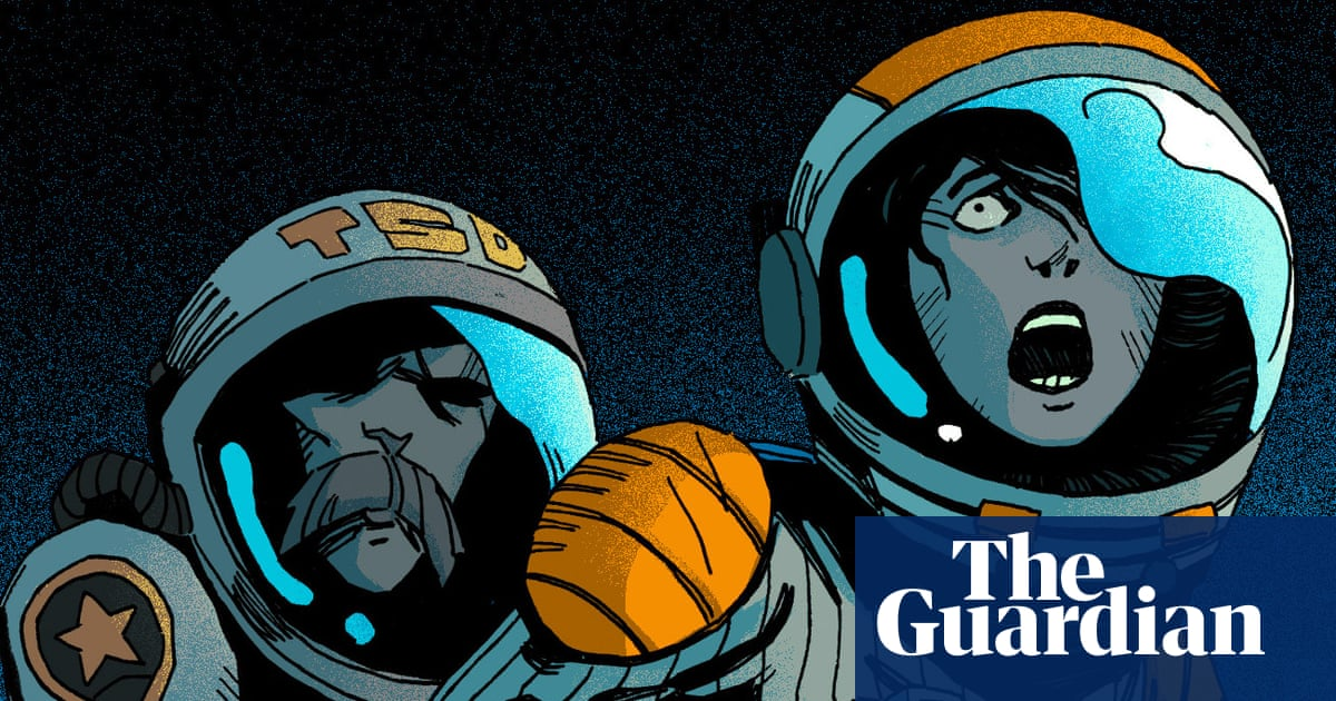 Forget AC-12, meet DS-5: Jed Mercurio on his new graphic novel Sleeper