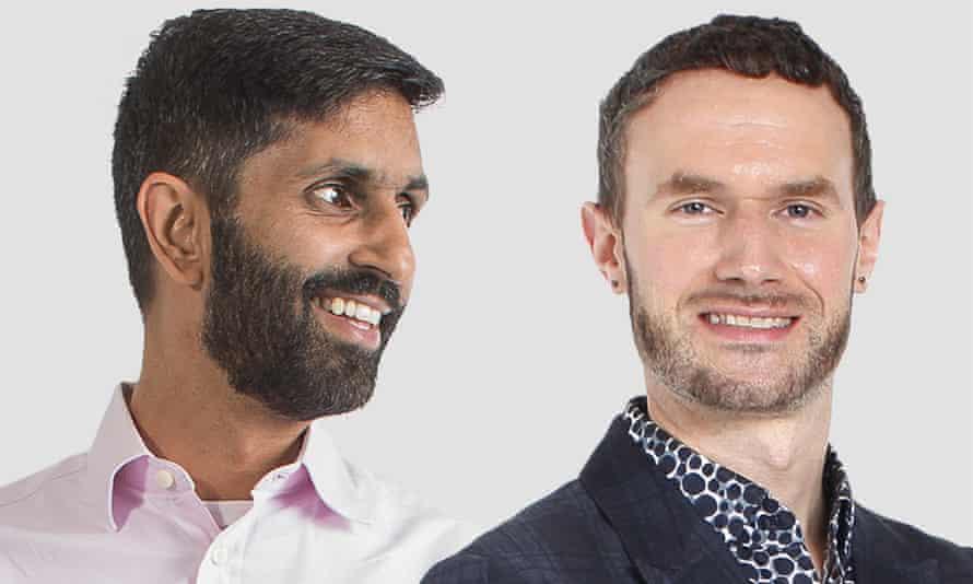 Jahangir and David.