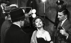 Gloria Swanson in Sunset Boulevard, 1950.