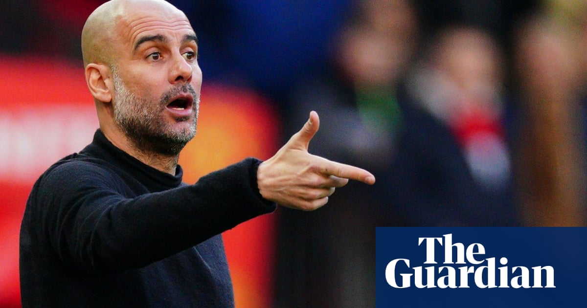 We will come back stronger, kinder ... and a bit fatter, says Pep Guardiola