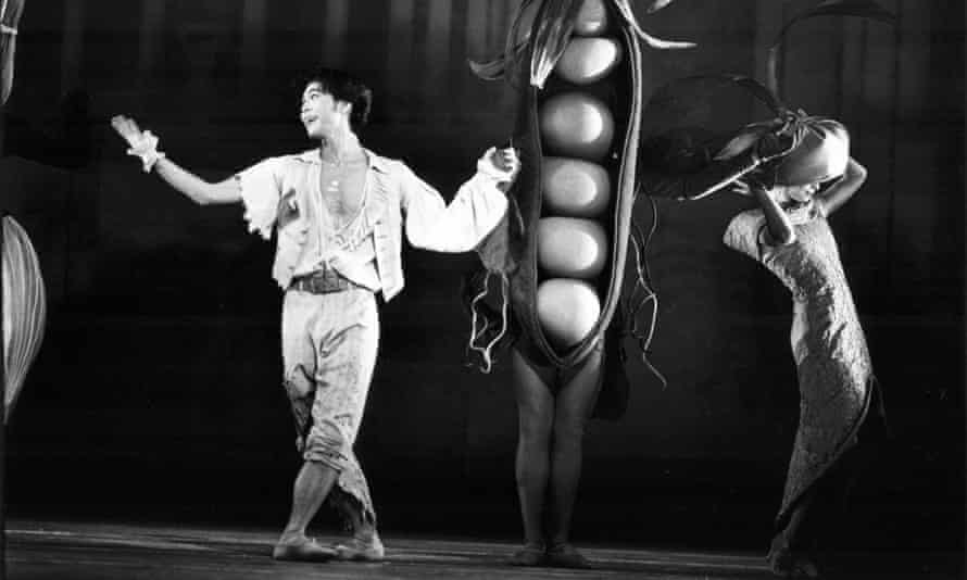 Rossini played for laughs … the 1995 premiere of Mr Worldly Wise.