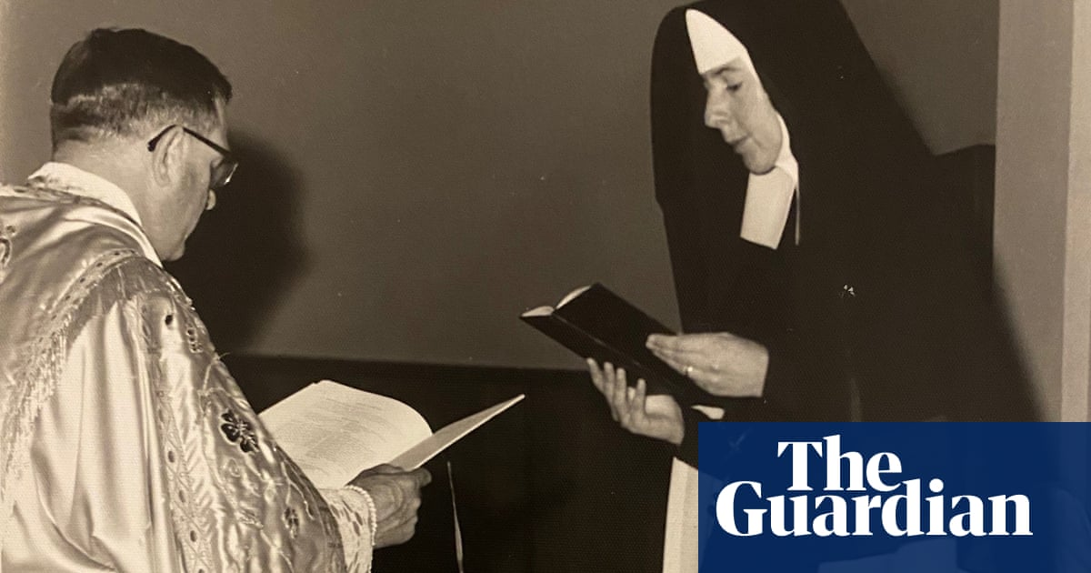 'Entering a convent led me to the love of my life, another nun – my soulmate'
