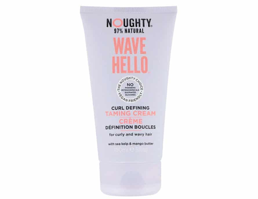 Noughty Wave Hello Curl Defining Taming Cream