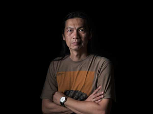 Robert Chan: 'God wants you to act on what's in front of you; one tree at a time, one beach at a time, one politician at a time.'