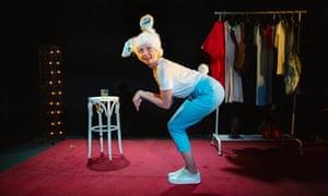 In good humour … Nicola Wren in Superstar at the 2019 Edinburgh fringe festival.