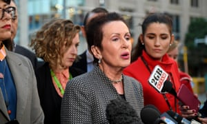 Sydney lord mayor Clover Moore announces that the tent city in Martin Place will be pulled down and its residents provided with other accommodation.