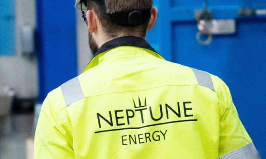 Neptune Energy worker