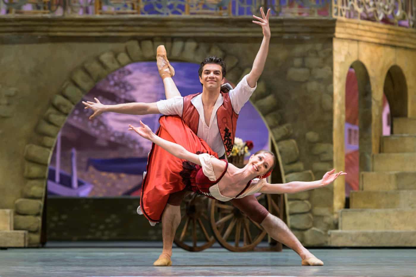 Bolshoi Ballet: Don Quixote review – makes the heart sing