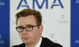 The AMA president, Brian Owler, says the health minister, Sussan Ley, did not consult the AMA and pathology and diagnostic experts.