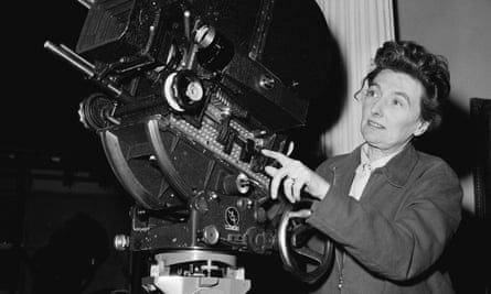 Box directing The Truth about Women at Shepperton, 1957.