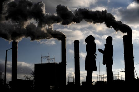 Coal is a disproportionate contributor to air pollution in Poland.