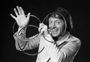 Paul Daniels,1978