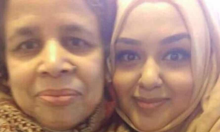 Rabia Begum and her daughter Husna, who perished along with three other family members.