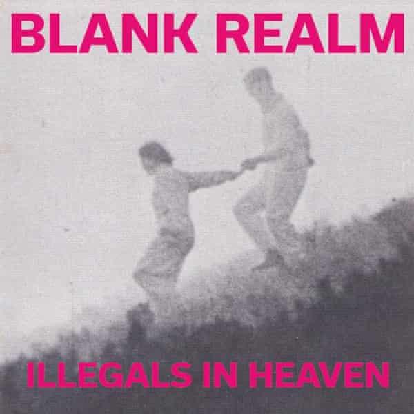 Illegals in Heaven cover art
