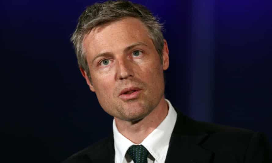 Zac Goldsmith, the Conservative mayoral candidate.