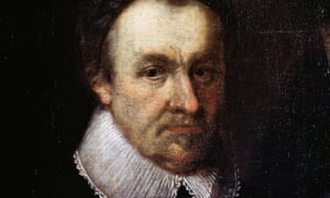 1628 portrait of Michael Drayton
