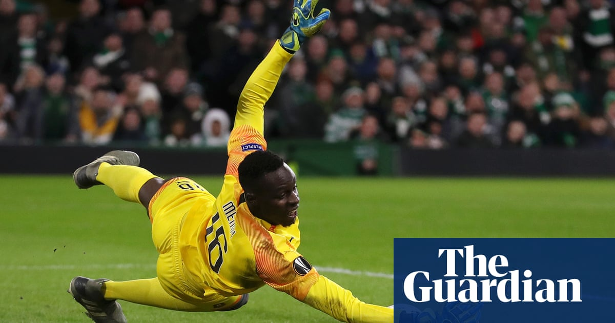 Chelsea agree deal to sign goalkeeper Édouard Mendy from Rennes - the guardian