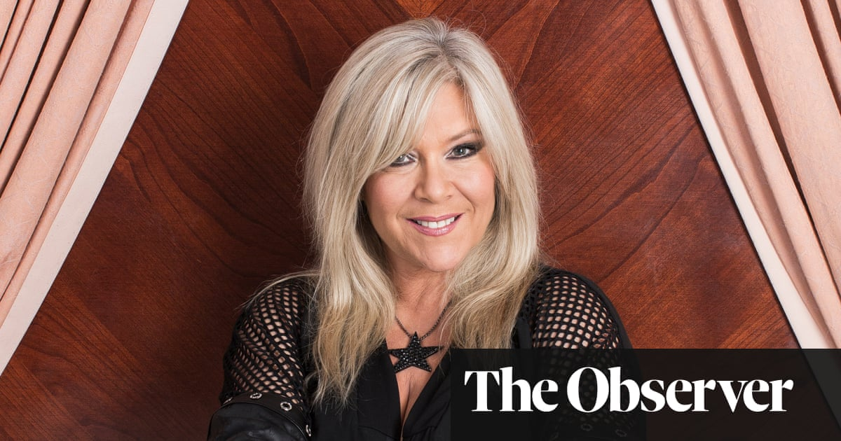 Samantha Fox: 'I did all kinds of things Page 3 girls weren't supposed to  do'