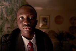 Tyrone Stevens-Mensah (Tut Nyuot) in Dark Money