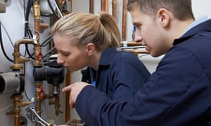 The chancellor has announced a new incentive scheme to increase the number of apprenticeships.