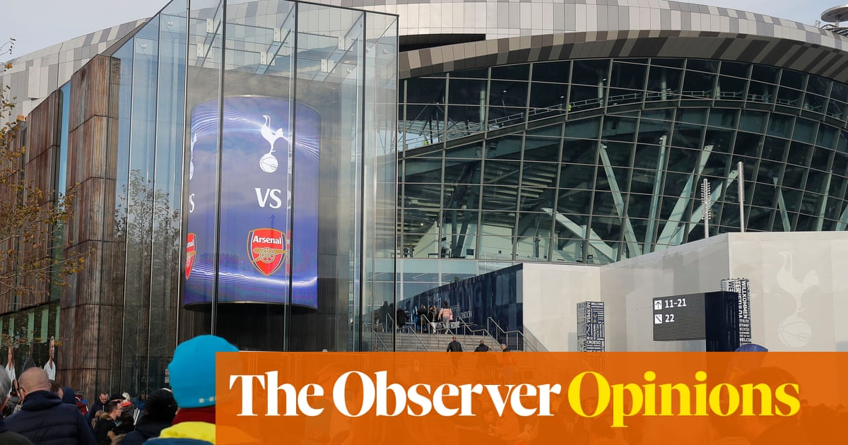 Struggling neighbours offer Spurs a grim warning of their own mediocre future