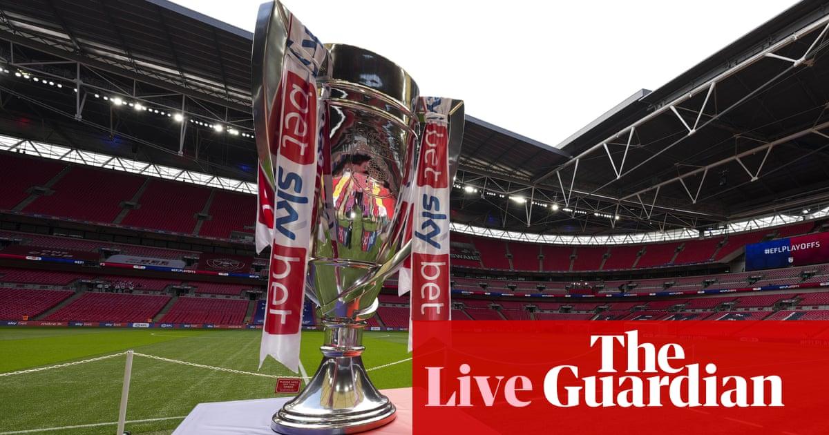 Brentford v Swansea City: Championship play-off final – live!