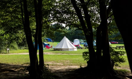 Wowo Campsite Sussex