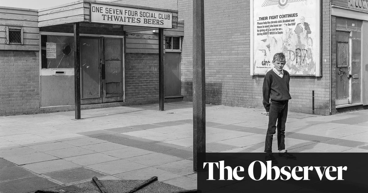 Ballads For Lancashires Lost Utopia Society The Guardian