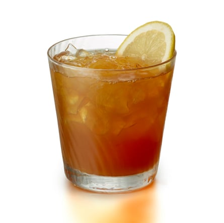 Moor Hall's rum punch.