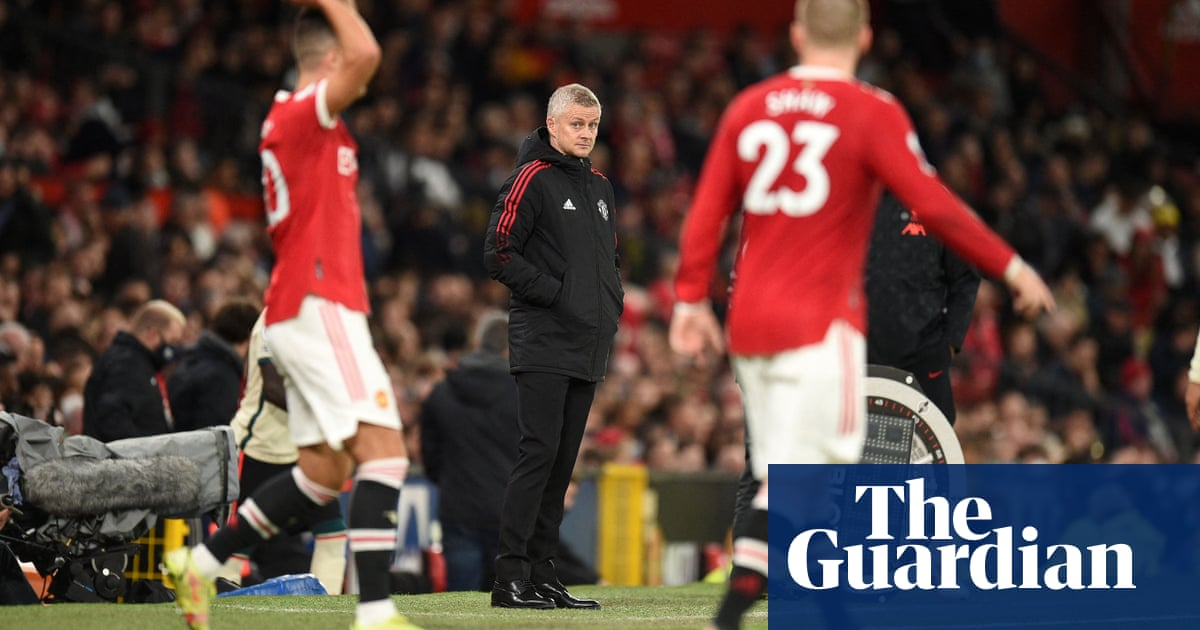 Everything suggests United's players have given up on Solskjær