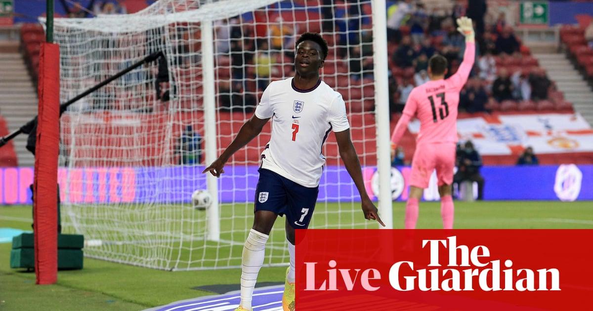 England 1-0 Austria: international friendly – as it happened