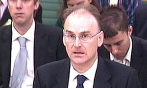 Lord Ridley, a vocal climate change sceptic.