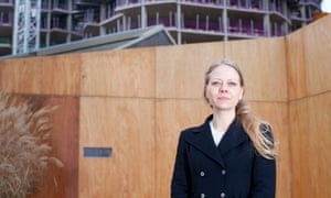 Sian Berry, chair of the London assembly's housing committee