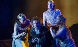 Das Rheingold, Longborough Festival Opera, June 2019