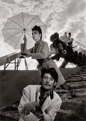 Les Rita Mitsouko, 1988; Parc de la Villette